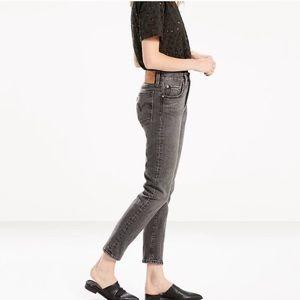 NWT Levi's Black 501 High Waisted Jeans
